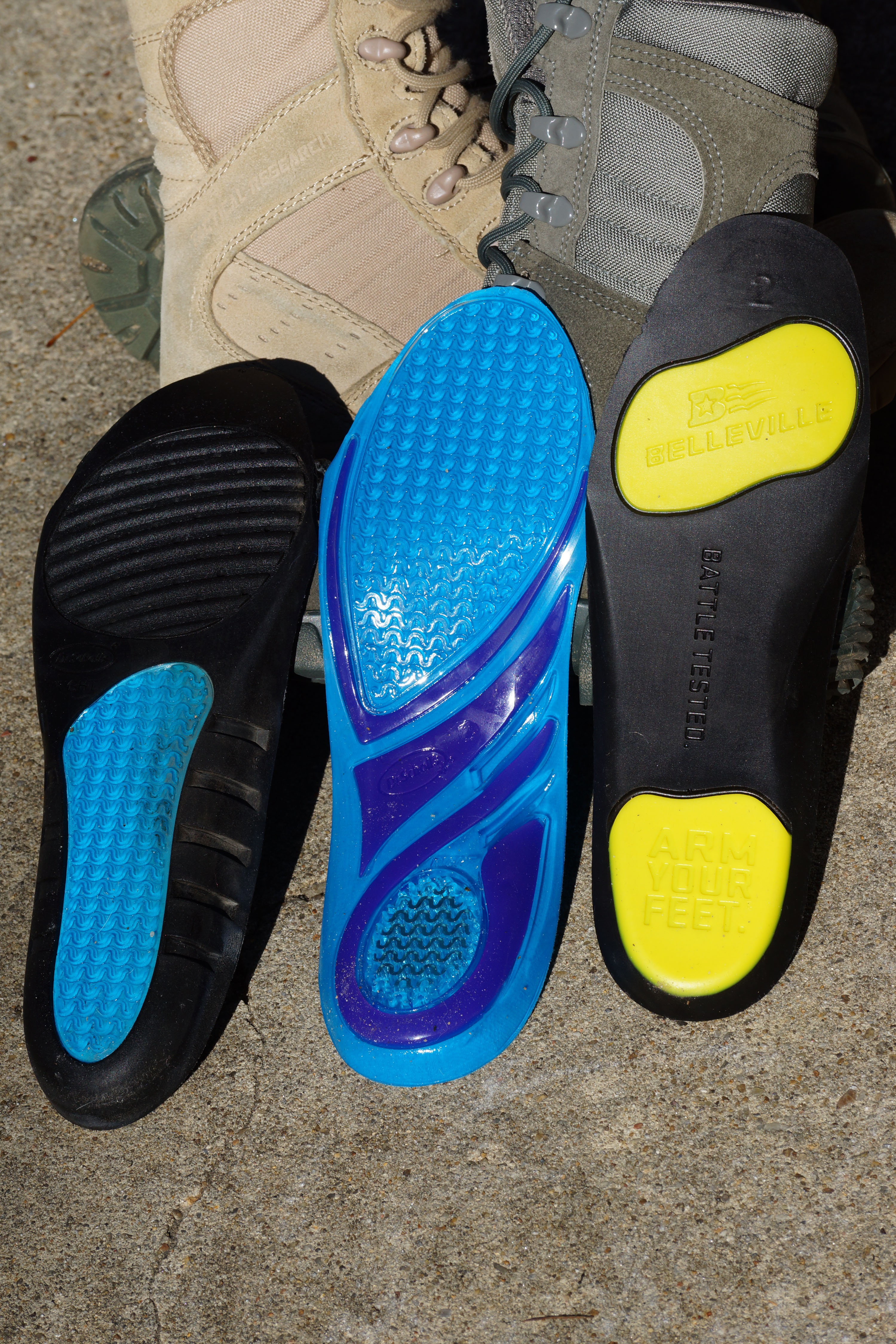 Best Shoe Inserts For Heavy People